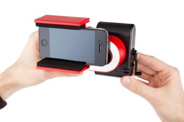 Lomo Kino para tu celular. Haz videos como películas antiguas. Lomography
