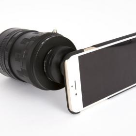 carcasa para lentes SLR